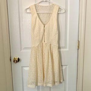 Guess LA cream dress